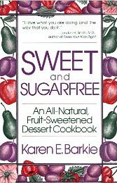 Sweet and Sugar Free Cookbook