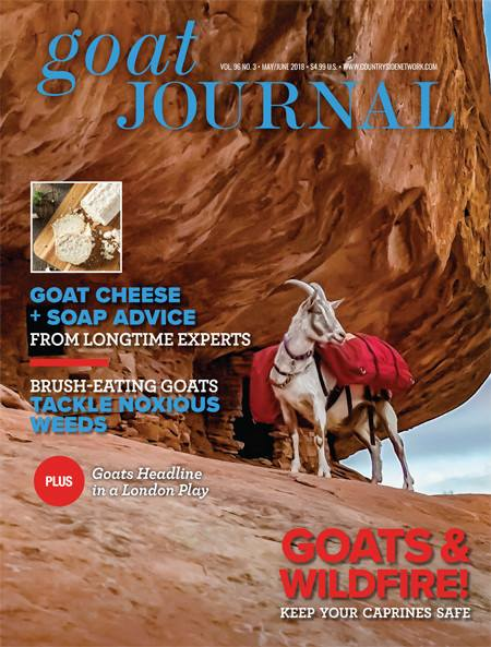 goat-journal